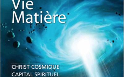 Le Son Bleu N24 – Vie Matière – septembre 2014
