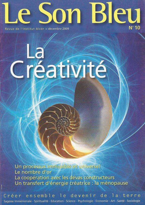SB 10- La Créativite