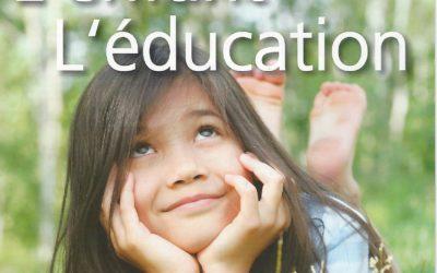 Le Son Bleu N11 – L'enfant et l'éducation – mars 2010