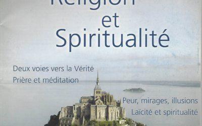 Le Son Bleu N4 – Religion et Spiritualité – décembre 2007