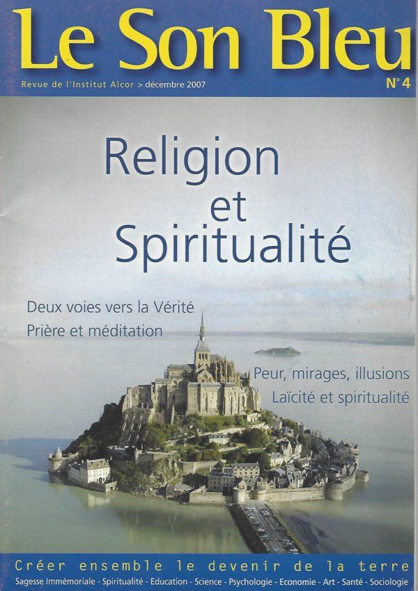 SB 4- Religion et Spirituaite