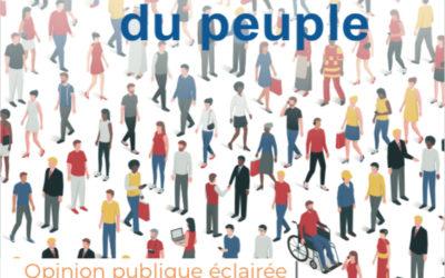 Le Son Bleu N33 – La voix du peuple – septembre 2018