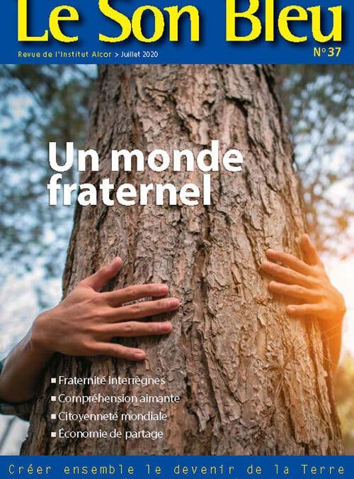 Le Son Bleu N37 – Un monde fraternel – juillet 2020